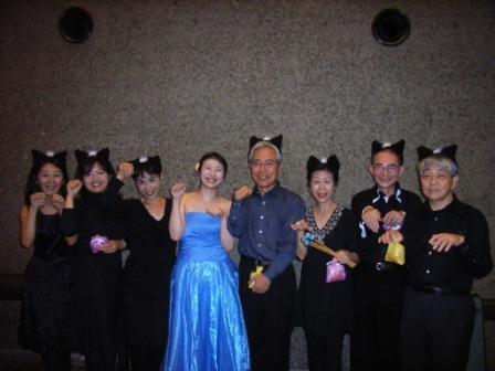 2010年の黒猫たち