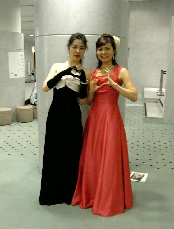 智恵さんと雅美さん