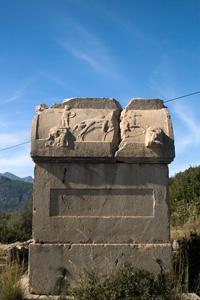 踊り子の石棺