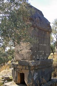 Payavaの墓
