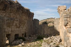 Vespasianの浴場