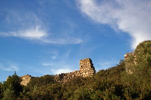 ビザンティン時代の都市城壁