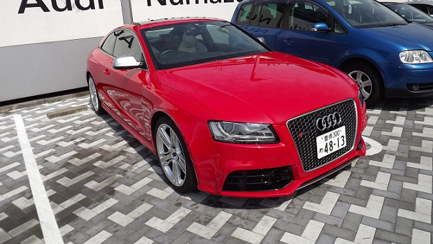 RS5前1