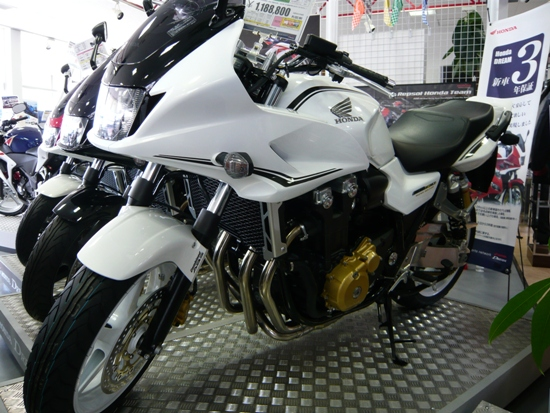 CB1300SB(ABS)Special Edition