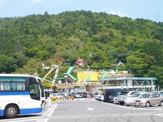 筑波山のがま