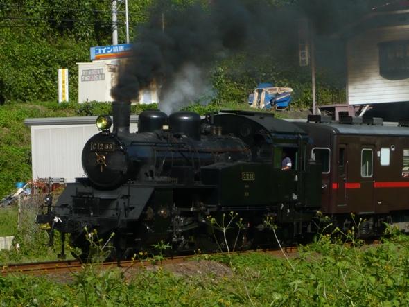 真岡鉄道 C12 66