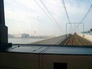 名鉄電車でセントレアへ
