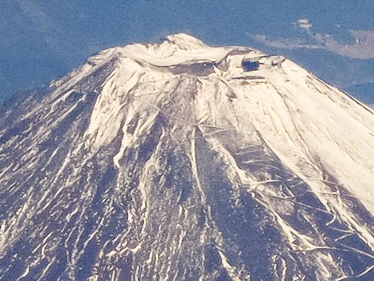 富士山アップ20111230