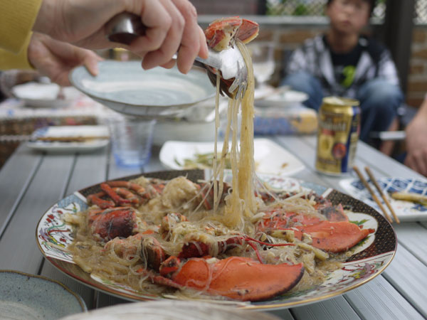 20110504料理ー