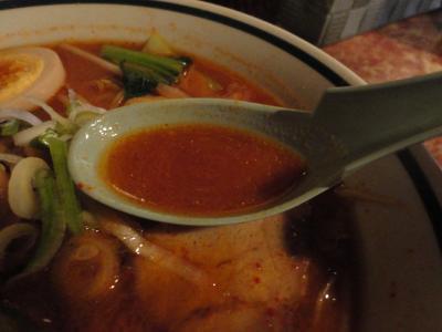 中辛みそ スープ@小太郎さん