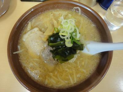 味噌ラーメン@味の千龍さん