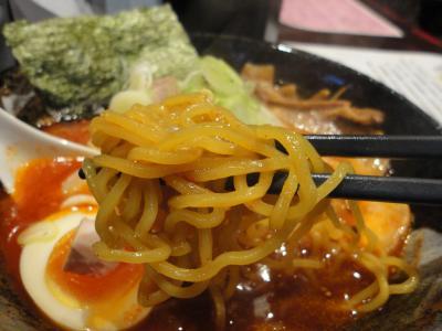 こく辛味噌 麺@中華そば 誠二さん