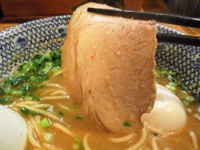 味噌らーめん+味玉 叉焼@侘助さん