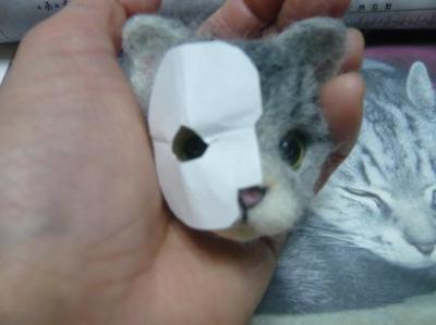 オペラ座の怪猫