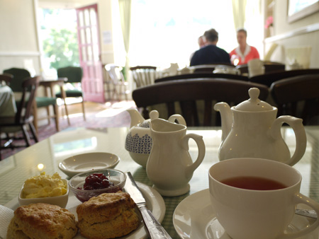 The Kensington Tea Room1