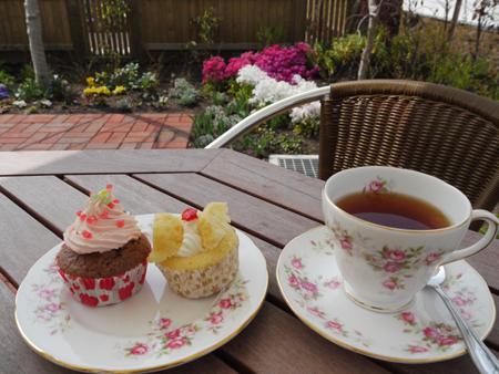 横浜バラクラ 紅茶レクチャー1
