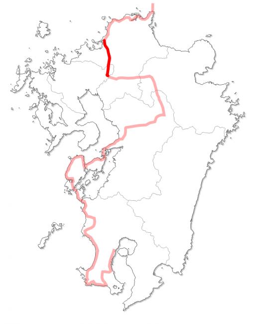九州地図10