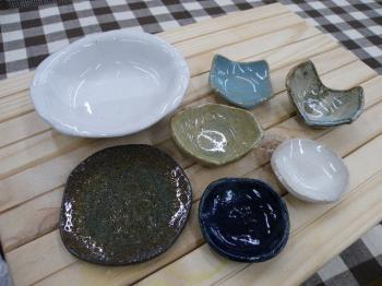 ひとは館陶器