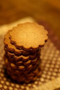 100205 マクロビ玄米クッキー