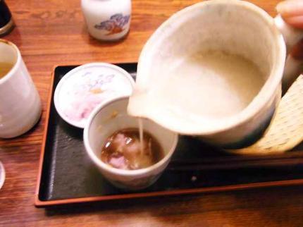 09-12-26 蕎麦湯