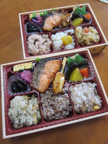 米八のおべんとう