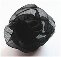 オーガンジーのバラ
