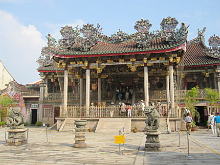 ペナンの寺