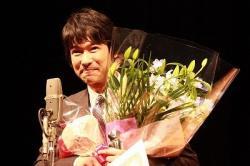 昨年のヨコハマ映画祭で主演男優賞を受賞した堺雅人