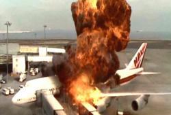 羽田空港爆破テロ