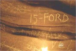 フォード(ソーヤー)の文字