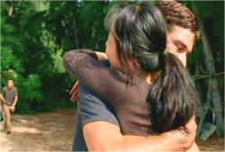 ジャックとの抱擁