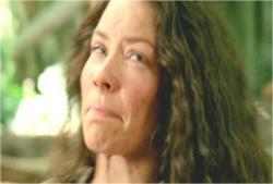 悲しくて泣きそうになっているケイト