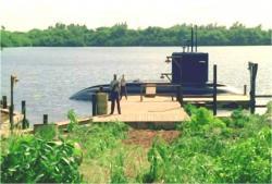 ウッドモアの潜水艦