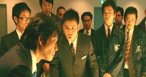 青島さん、捜査会議じゃありません