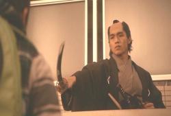 思わず刀を向けてしまった木島安兵衛