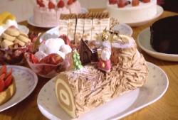 木島安兵衛が作ったケーキたち