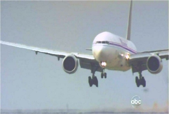 運命の815便よ、何処にいく・・