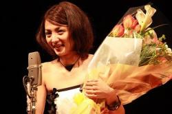昨年のヨコハマ映画祭で最優秀新人賞を受賞した満島ひかり