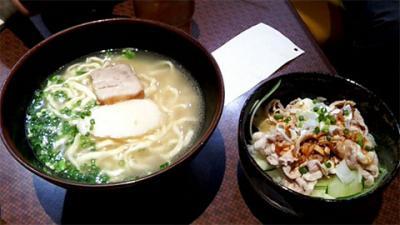 沖縄料理ランチ