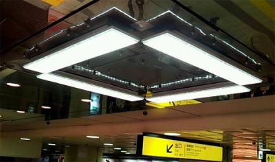 LED照明@西武新宿