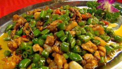 上海で四川料理