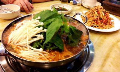 韓国鍋料理
