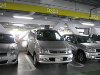 羽田空港パーキング