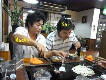 20110612-お好み焼き@クロンボ