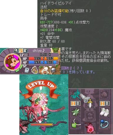 ユニ80レベ
