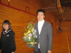 立志のつどい 青木智也さん講演会