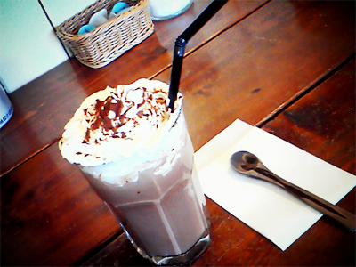 Iced Cocoa @ DTM*