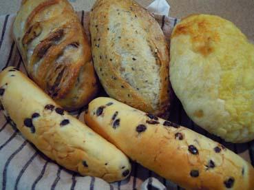 ドゥプレジールパン