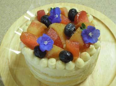 cobiケーキ