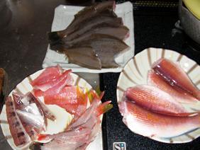 2010年初釣り